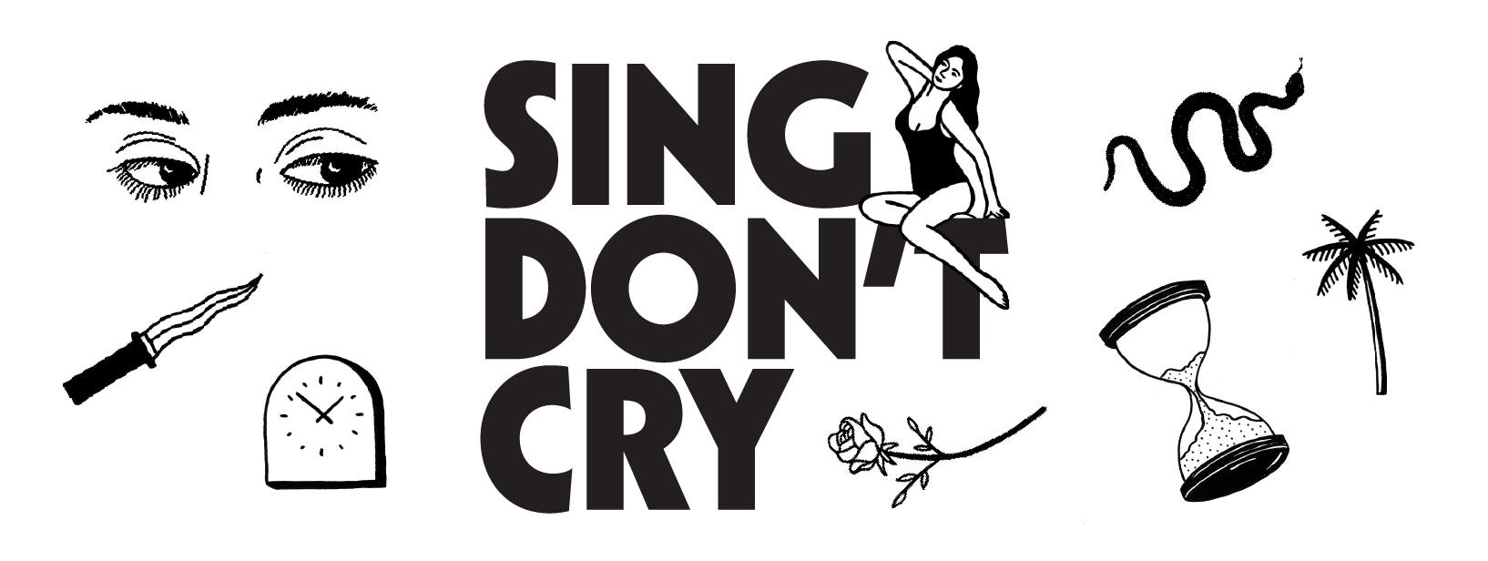 kmac sing dont cry