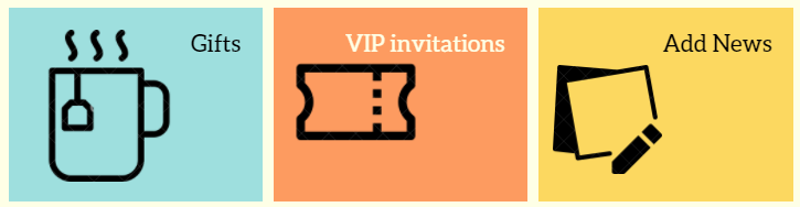 VIP and Individual Benefits