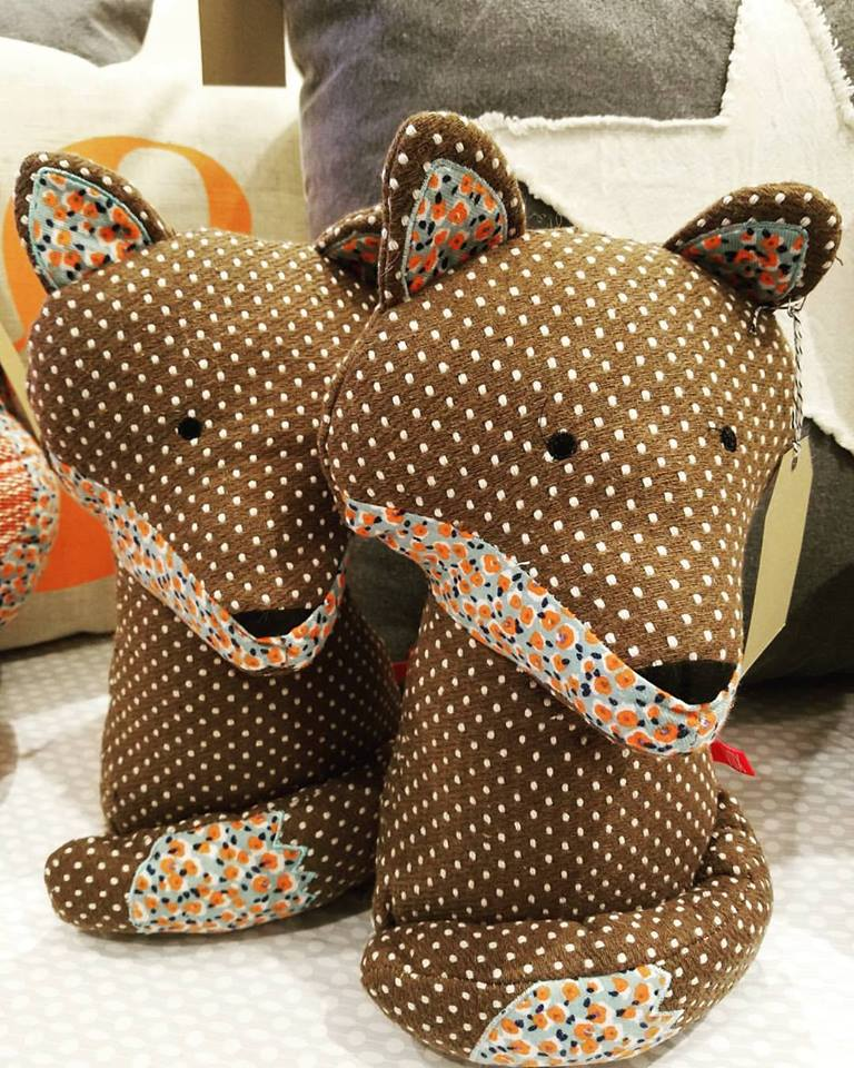 we know you need him... #fox #modern toys #cuddle #stylishkids #stagandwhoa #staganddoelou