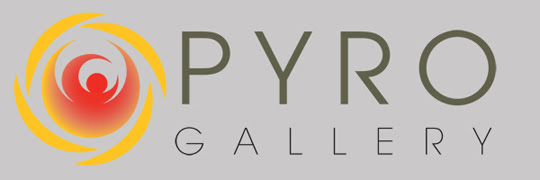 Pyro gallery Louisville art