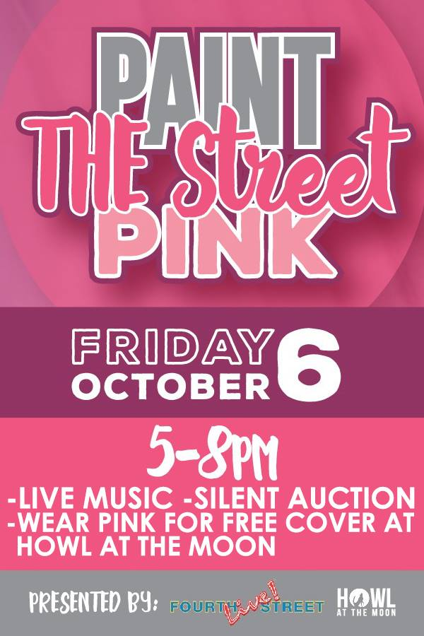 paint the street pink