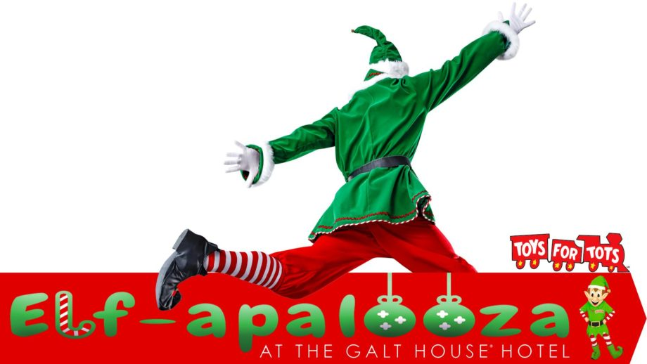 Elf-apalooza, Breakfast with Santa Overnight Stay Package Hosted by Galt House Hotel