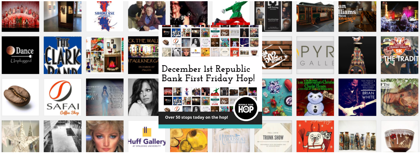 first friday banner