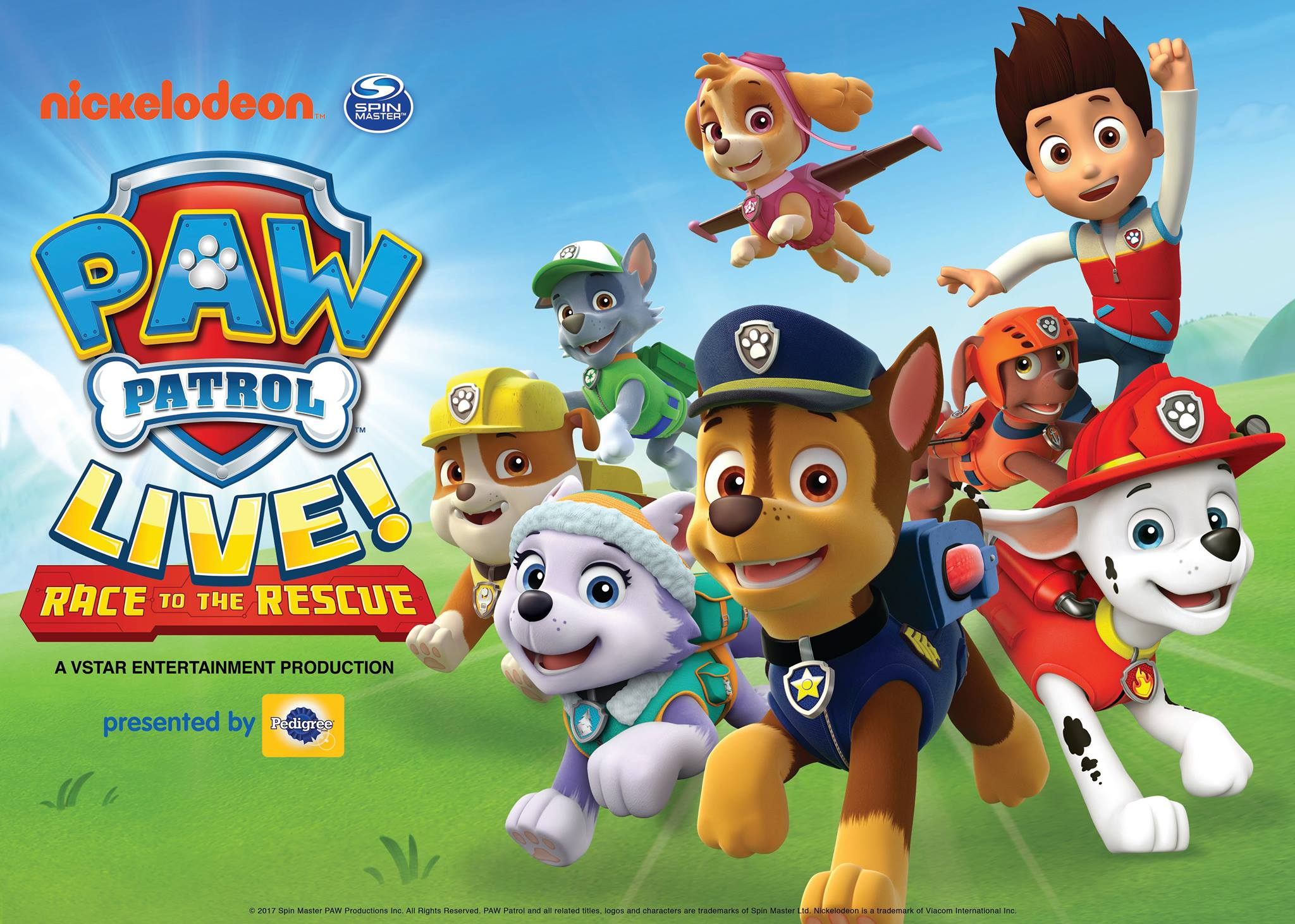 PAW Patrol is on a roll with a pup-tastic live tour