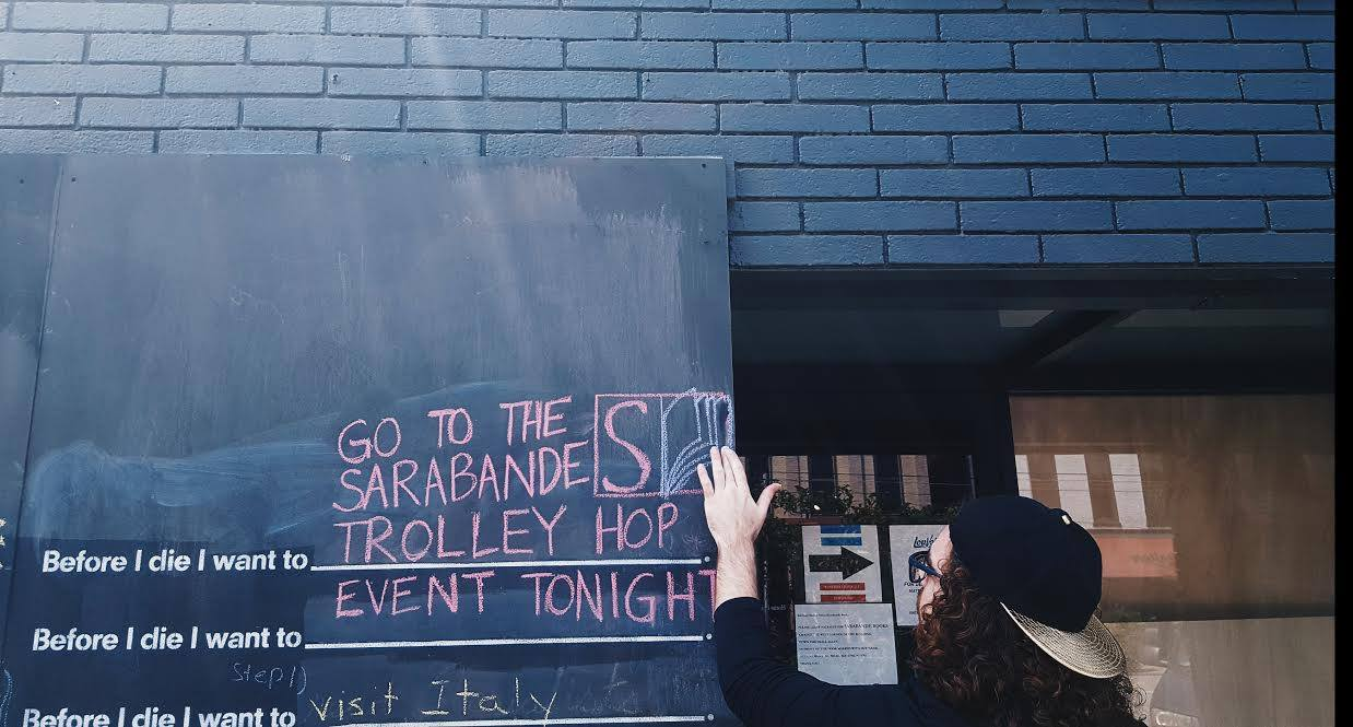 Poetry and Pie at Sarabande Books