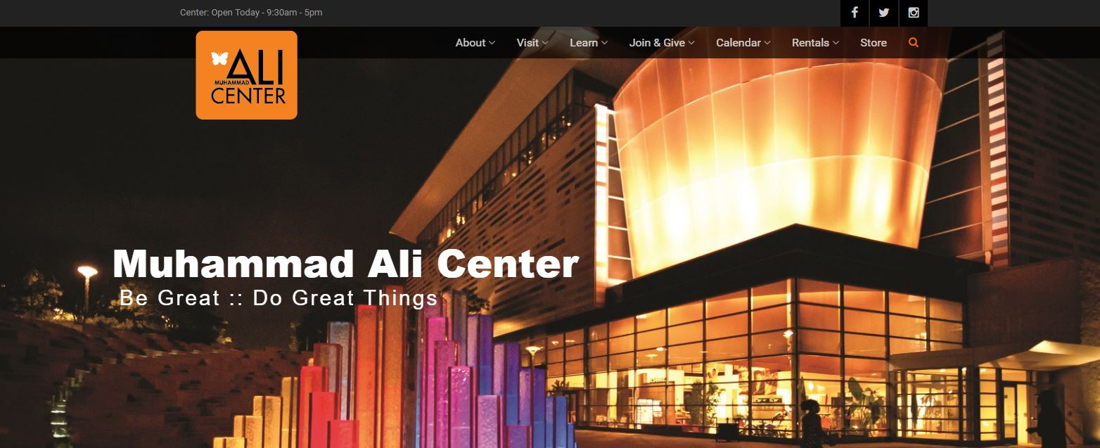 Buy One Get One tickets on First Friday at the Muhammad Ali Center image