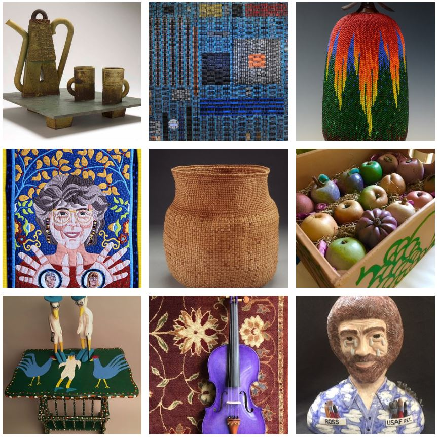 Kentucky Craft Luminaries: Sharing the Stories celebrates this legacy with a selection of artworks made by Kentucky's leading artists and craftspeople at the Frazier Museum image