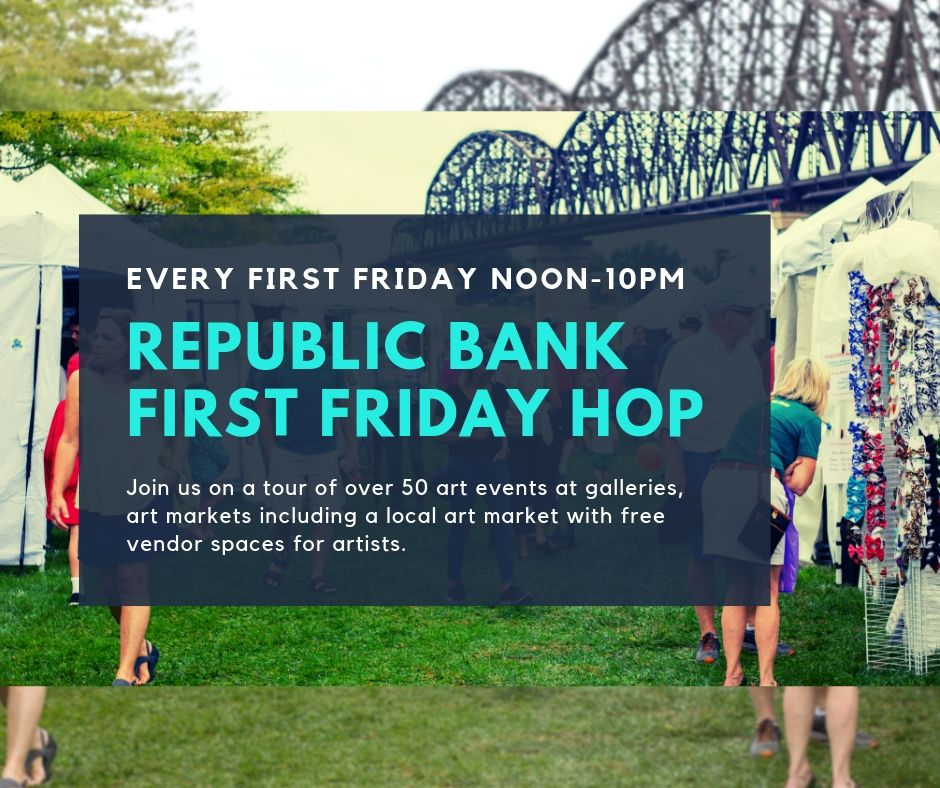 September 6th Republic Bank First Friday Hop image