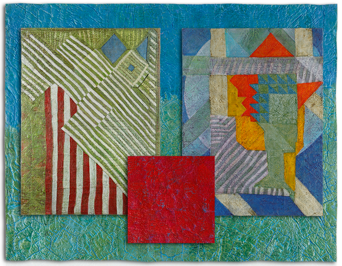New Paintings 2020…  by DENISE FURNISH at Moremen Gallery image