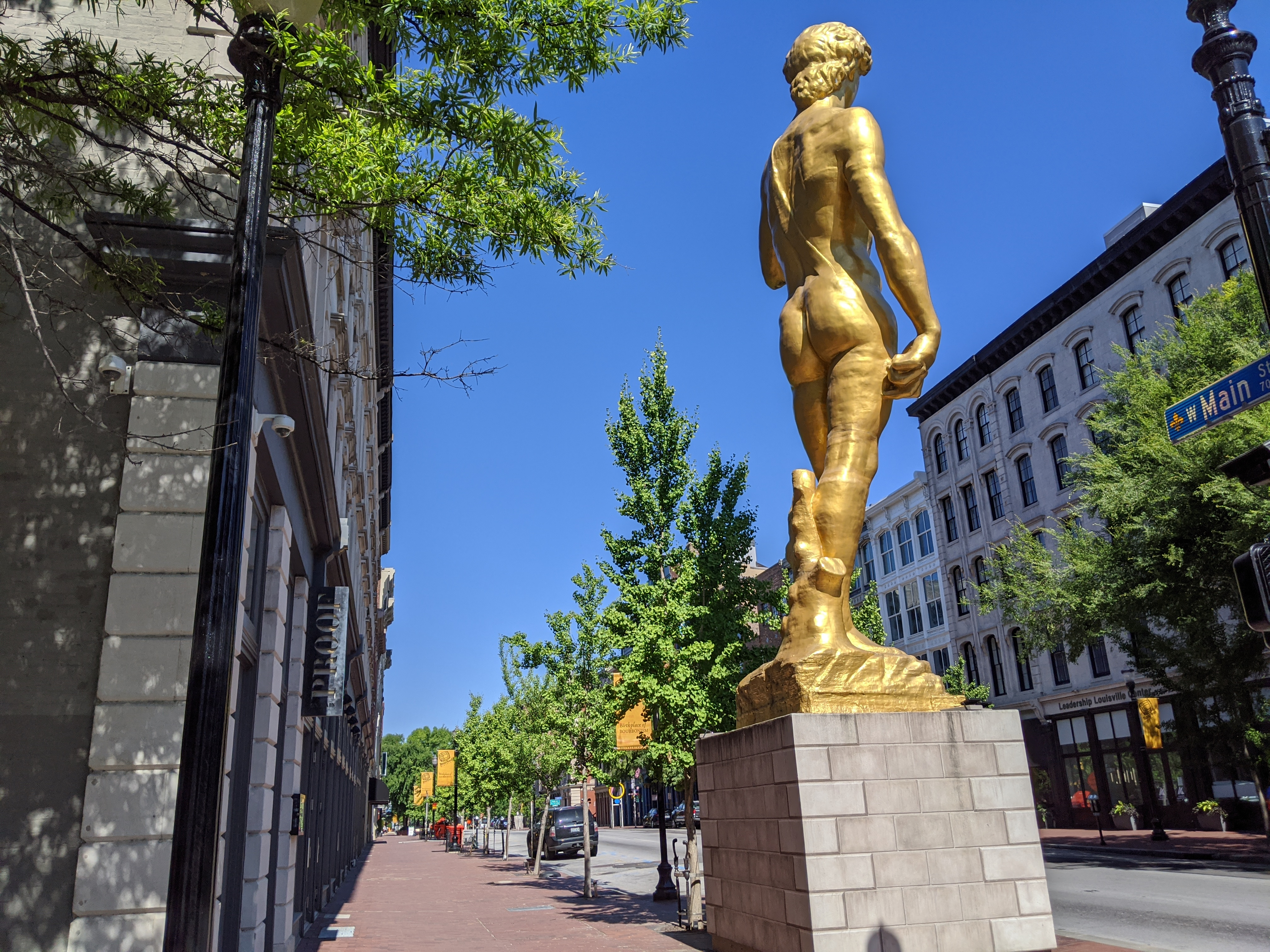 Tour The Summer Friday Art Hop in Downtown Louisville image